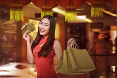 Happy chinese new year concept Royalty Free Stock Photos