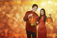 Happy chinese new year concept stock images