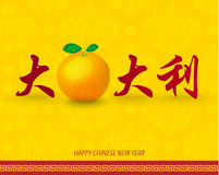 Happy Chinese New Year Greetings. Vector Design vector illustration