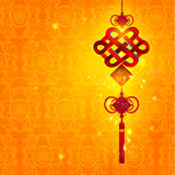 Happy Chinese New Year Vector Design. Elements Stock Image