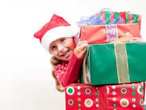 Happy Christmas Stock Photography