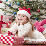 Happy Christmas Royalty Free Stock Photography
