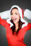 Happy christmas Royalty Free Stock Photo