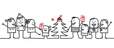Happy Christmas ! Royalty Free Stock Photography