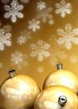 Happy christmas background Royalty Free Stock Photo