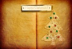 Happy Christmas background Stock Photos