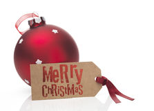 Happy Christmas Stock Images