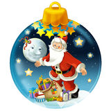 Happy christmas decoration Stock Image