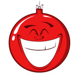 Happy Christmas Decorations Royalty Free Stock Images