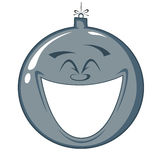 Happy Christmas Decorations Stock Image