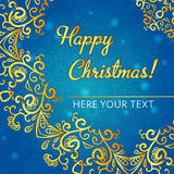 Happy Christmas! Royalty Free Stock Images