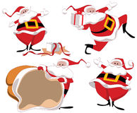 Happy Christmas & New-Year's Stock Images