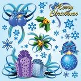 Happy Christmas & New-Year's Royalty Free Stock Photos