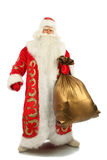 Happy Christmas Santa. Stock Photo