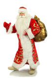 Happy Christmas Santa. Royalty Free Stock Photos