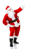Happy Christmas Santa Stock Image