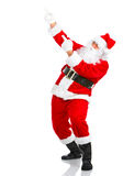 Happy Christmas Santa royalty free stock photos
