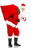 Happy Christmas Santa Royalty Free Stock Photography