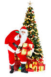 Happy Christmas Santa Stock Image