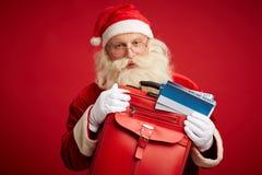 Happy Christmas travel royalty free stock photo