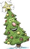 Happy Christmas Tree Royalty Free Stock Photography