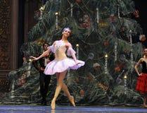Happy Clara-The Ballet  Nutcracker Royalty Free Stock Photo