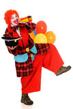 Happy clown Royalty Free Stock Image