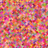 Happy color abstract puzzle pattern background. Design Stock Image