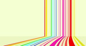 Happy color design Royalty Free Stock Photography
