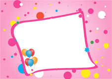 Happy colorful background Royalty Free Stock Images