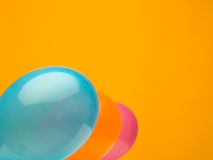 Happy colorful spheres Royalty Free Stock Photo