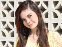Happy Confident Teen Royalty Free Stock Photography