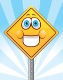 Happy Construction Sign Stock Photos
