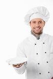 Happy cook Stock Image
