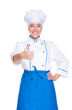 Happy cook Stock Photography