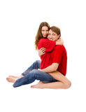 Happy Couple Stock Photography