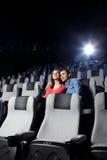 The happy couple Stock Photography