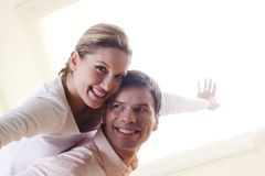 Happy couple Royalty Free Stock Images