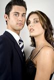 Happy Couple stock photos