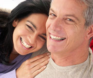 Happy couple. Royalty Free Stock Images