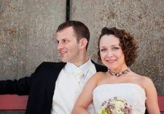 Happy couple stock photo