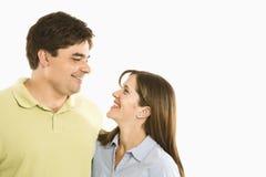 Happy couple. Royalty Free Stock Photos