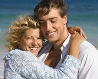 Happy couple. royalty free stock photography