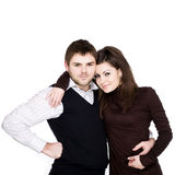 Happy couple Royalty Free Stock Image