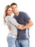 Happy couple Royalty Free Stock Image