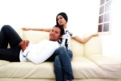 Free Happy Couple Royalty Free Stock Photography - 9065017