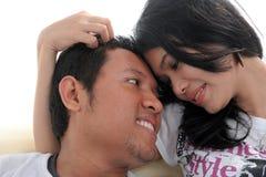 Free Happy Couple Royalty Free Stock Photography - 9065047