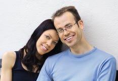 Free Happy Couple Portrait 2 Stock Photography - 23397922