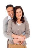 Happy couple portrait Stock Image
