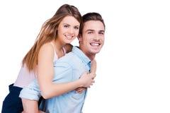 Happy couple. Stock Photo